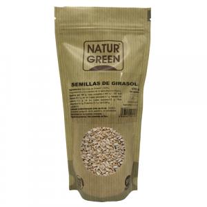 NaturGreen Semillas de Girasol Bio 450 g