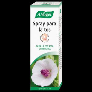 Spray para la tos