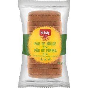 Pan de Molde Vital con Quinoa, Sorgo y Harina de castaña – Schar