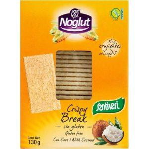 NOGLUT CRISPY BREAK COCO S/GLUTEN – Noglut,Santiveri