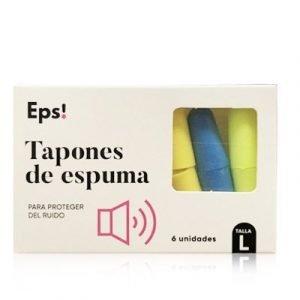 EPS! TAPONES OIDOS ESPUMA