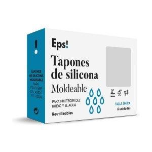 EPS! TAPÓN SILICONA MOLDEABLE