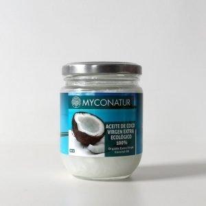 Aceite de Coco ecológico Virgen – 200 gr.