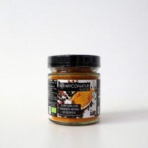 Cúrcuma + Pimienta negra – 90 gr.