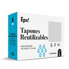 EPS! TAPÓN REUTILIZABLES