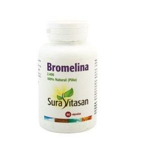 Bromelina 2.400 (90 Cap)