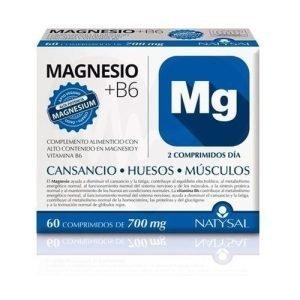 Magnesio (Bisglicinato) + B6