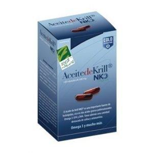 Aceite de Krill NKO (120 Cáp)