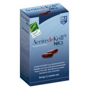 Aceite de Krill NKO (80 Cáp)