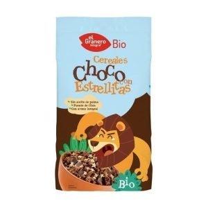 Cereales Choco y Estrellitas