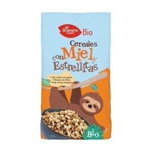 Cereales con Miel y Estrellitas