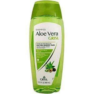 Champú Aloe Vera Sin Parabenos