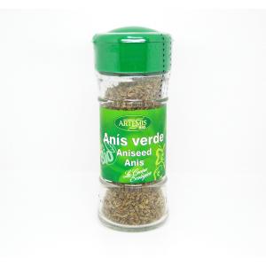 Especias Anís Verde