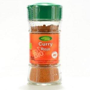 Especias Curry Rojo