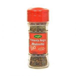 Especias Pimienta Negra (Molinillo)