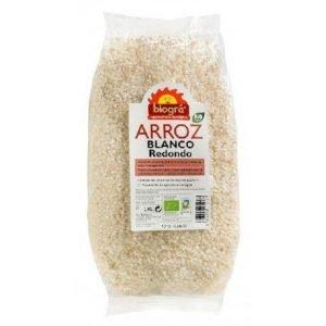 Arroz blanco redondo Bio – 1 kg. – Sorribas