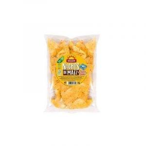 Nachos de Maiz Bio – 110 gr. – Sorribas
